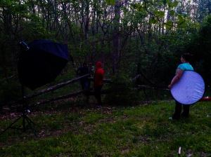 ShadowShifter photo shoot