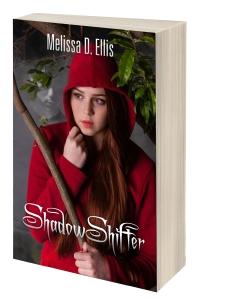ShadowShifter by Melissa D. Ellis